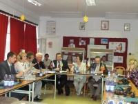 Întâlnire de lucru parteneri şi experţi, Kisvarda